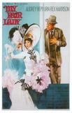 Filmbeeld My Fair Lady, 1964 Masterprint