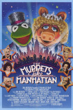 The Muppets Take Manhattan Masterprint