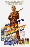 Davy Crockett, King of the Wild Frontier Masterprint