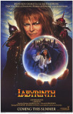 ラビリンス/魔王の迷宮(1986年) マスタープリント