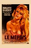 Le Mepris Masterprint