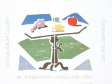David Krut Fine Art コレクターズプリント : デイヴィッド・ホックニー