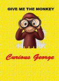 Curious George Masterprint