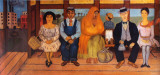 L'autobus Poster von Frida Kahlo