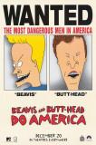 Beavis and Butthead Do America Masterprint