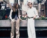 Woody Allen en Diane Keaton in Annie Hall Foto