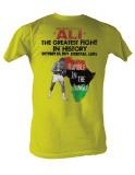 Muhammad Ali - Rumble Jungle T-Shirts