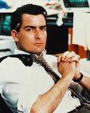 Charlie Sheen - Wall Street Photo