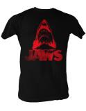 Jaws - Red J Camisetas