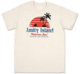 Jaws  - Amity Island T-skjorter