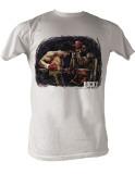 Rocky - Rocky Vs. Apollo Painting Tshirts