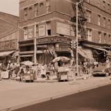 Spanish Harlem Street Scene Reproduction photographique par H. Armstrong Roberts