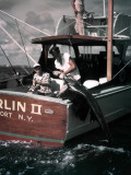 Deep Sea Fishing Boat Photographic Print by H. Armstrong Roberts