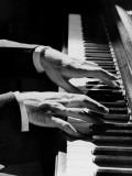 Le pianiste Reproduction photographique par H. Armstrong Roberts
