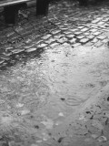 Rainy Street Photographic Print by George Marks