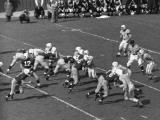 Yale Football Game Photographic Print by George Marks
