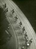 Bike Race Reproduction photographique par George Marks