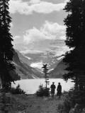 Lake Louise Fotografisk tryk