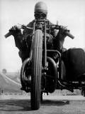 Mean Machine – Die Kampfmaschine Fotografie-Druck