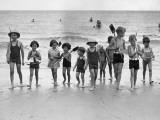 Beach Invasion Fotoprint