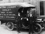 Laundry Van Reproduction photographique par Chaloner Woods