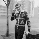 Patterned Jacket Reproduction photographique par Chaloner Woods