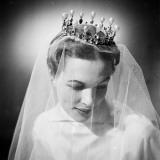 Wedding Headdress Reproduction photographique par Chaloner Woods
