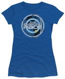 Juniors: Amazing Race-Around The Globe T-shirts