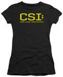 Juniors: CSI-Logo Shirts
