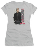 Juniors: NCIS-The Boss T-shirts