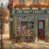 Wine Shop Affiches par Ruane Manning