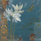 Krishna's Garden I Prints by Richard Henson