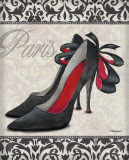Classy Shoes II Posters af Todd Williams