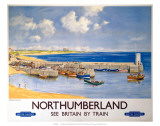 Northumberland, BR, c.1948-1965 Láminas