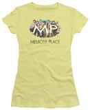 Juniors: Melrose Place-Meet Shirts