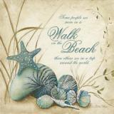 A Praia Posters por Charlene Winter Olson