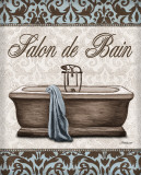 Modern Tub Print by Todd Williams