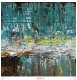 Deep Waters II Poster von Jack Roth