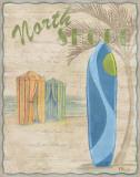 Surf City IV Prints by Paul Brent