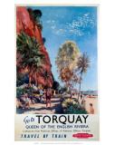 Go to Torquay, BR (WR), c.1958 Láminas