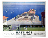 Hastings and St. Leonards, BR (SR), c.1959 Láminas