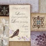 Lavender Inspiration I Poster