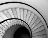 Capital Stairway Kunst af Jim Christensen