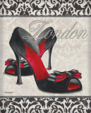 Classy Shoes I Affiches par Todd Williams