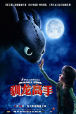 How to Train Your Dragon - Chinese Style Poster