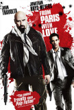 From Paris With Love Poster