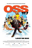 OSS 117 - Lost in Rio Plakater