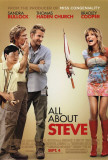 All About Steve Posters