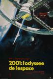 2001, una odisea del espacio Lámina