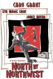 North By Northwest Posters